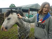 2010-08-04 laura met paard
