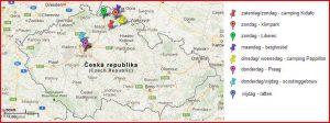 2013-08 kaart tsjechie