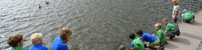 160828-02 water bij jachtslot